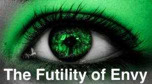 green eye text