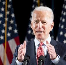 """The next Vice President will be cute as a button"" - Joe Biden"